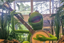 Jim Henson Exhibit, Leland, United States
