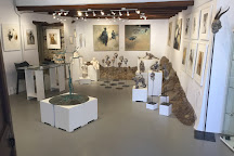 Petalouda Art Gallery, Naxos Town, Greece