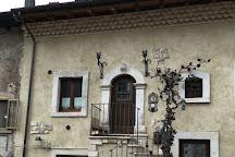 Centro Storico, Pescasseroli, Italy