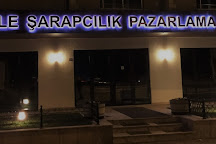 Pamukkale Winery, Denizli, Turkey