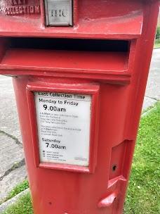 Royal Mail Post Box york