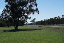 The Australia Telescope Compact Array, Narrabri, Australia
