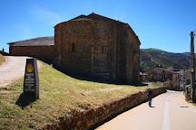 Iglesia de Santiago, Villafranca del Bierzo, Spain
