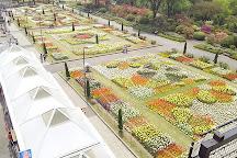 Gunma Flower Park, Maebashi, Japan