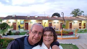 Complejo Turistico Baños Del Inca 8