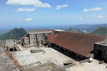 Citadelle Laferrière, Cap-Haitien, Haiti