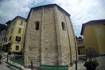 Chiesa di Santo Stefano e Battistero, Lenno, Italy