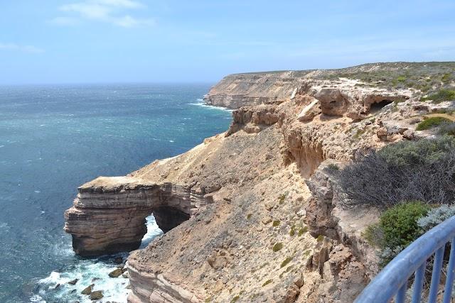 Kalbarri Castle Cove
