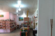 Bala de Banana Bananina - Loja da Fabrica, Antonina, Brazil
