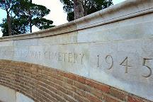 Cimitero inglese di Minturno, Minturno, Italy