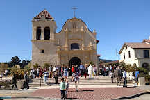 San Carlos Cathedral, Monterey, United States