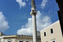 Portico dei Cavalieri Templari, Brindisi, Italy