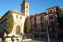 Church of San Gil and Santa Ana, Granada, Spain