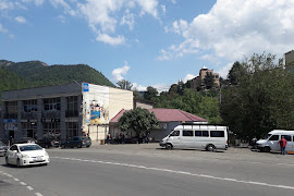 Автобусная станция   Borjomi