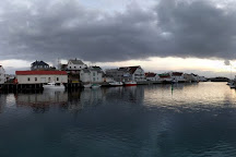 Engelskmannsbrygga i Henningsvaer, Vagan, Norway