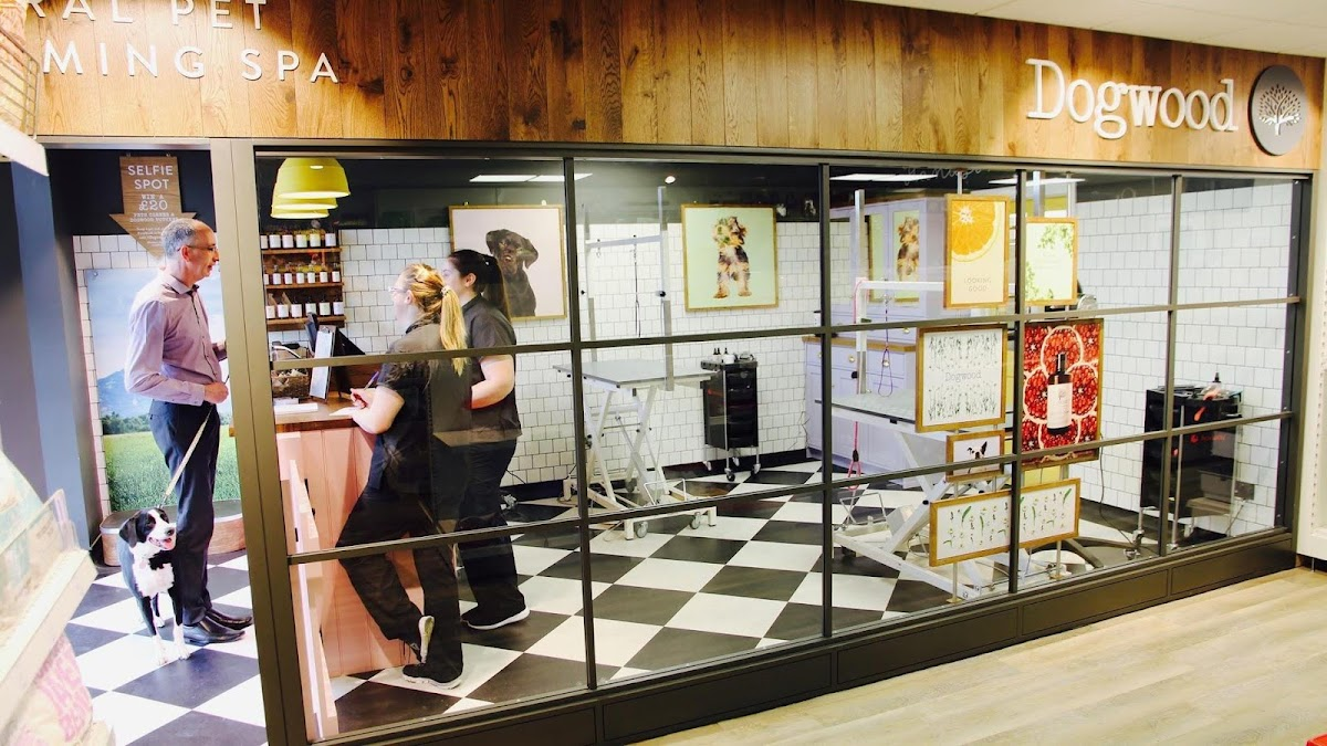 Dogwood St Albans Pet Grooming Spa  store