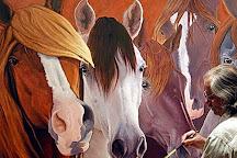 David Anthony Fine Art, Taos, United States