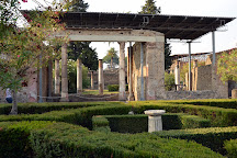 Forum Baths, Pompeii, Italy