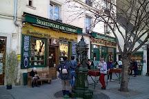 Square Rene Viviani, Paris, France