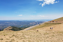 Pikes Peak, Colorado Springs, United States