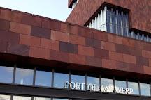 Antwerp's Port, Antwerp, Belgium