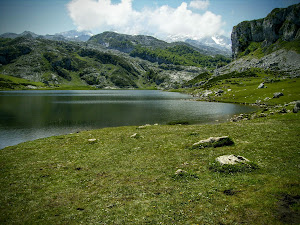 Senda por los Picos de Europa en La Prada