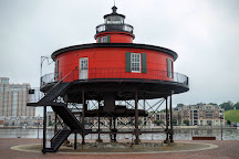 Seven Foot Knoll Lighthouse, Baltimore, United States