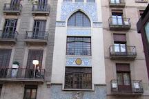Casa Doctor Genove, Barcelona, Spain