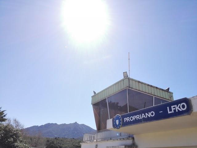 Aérodrome de Tavaria
