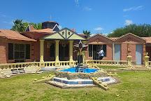 Museo Piedras del Mundo, San Agustin del Valle Fertil, Argentina