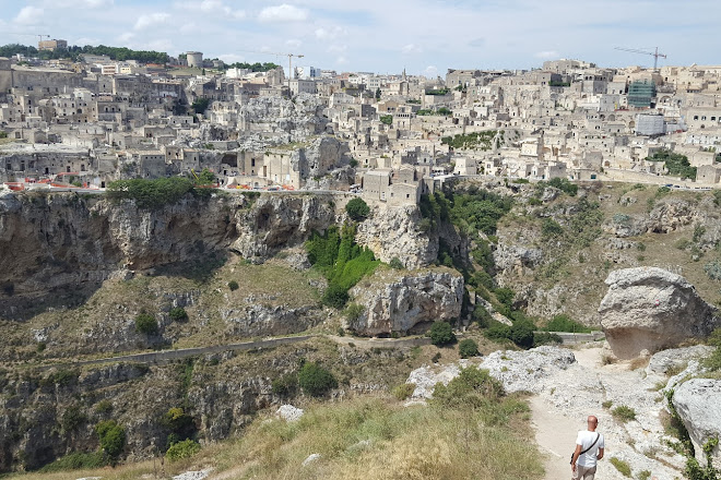 Visit Belvedere Di Murgia Timone On Your Trip To Matera Or Italy