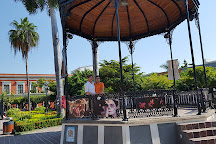 Plaza Machado, Mazatlan, Mexico
