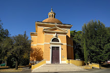 Parco Santa Maria della Pieta, Rome, Italy