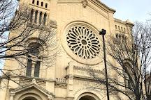 Basilique du Sacre-Ceour, Marseille, France
