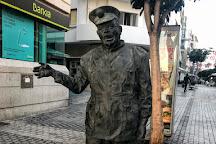 Estatua de Heraclio Niz Mesa, Arrecife, Spain