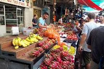Carmel Market (Shuk Ha'Carmel), Tel Aviv, Israel