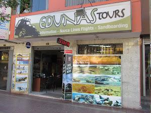 EdunasTours Perú. 2