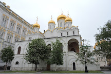 Cathedral of the Archangel (Arkhangelsky Sobor), Moscow, Russia