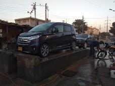 Mehboob Car Wash karachi