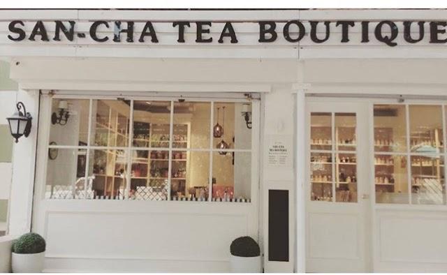 San-Cha Tea Boutique Bandra West