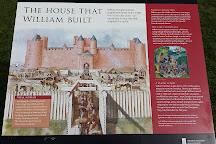 Tantallon Castle, North Berwick, United Kingdom