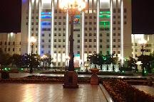 Ploshchad' imeni Lenina, Khabarovsk, Russia