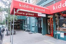 Kidding Around, New York City, United States