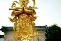 Temple of the Buddha's Relic (Xa Loi pagoda), Ho Chi Minh City, Vietnam