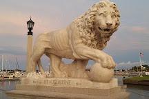 Bridge of Lions, St. Augustine, United States