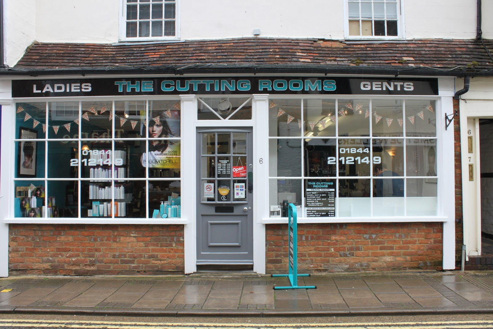 The Cutting Rooms