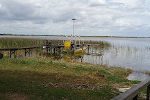 Captain Fred's Airboat Nature Tours, Lake Hamilton, United States