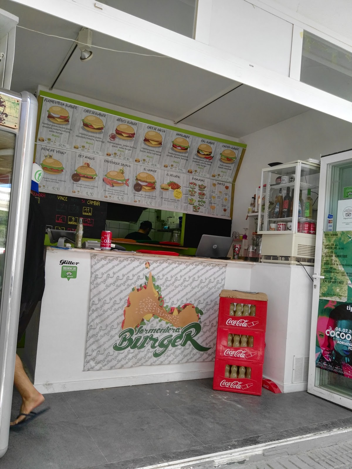 Formentera Burger