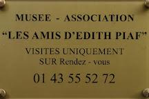 Musee Edith Piaf, Paris, France