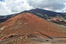 Craters Silvestri of Mount Etna, Nicolosi, Italy